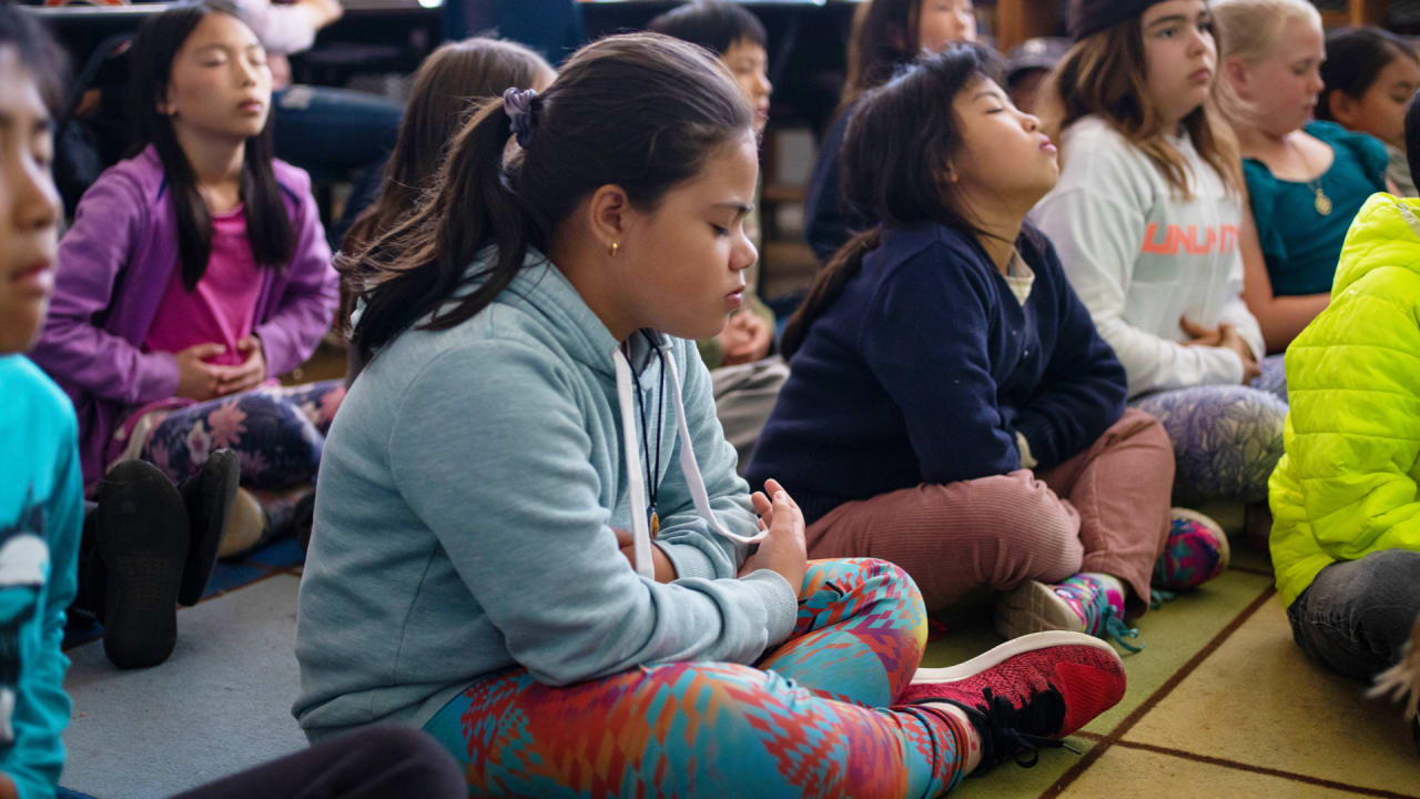 ClassDojo is launching a week of mindfulness training