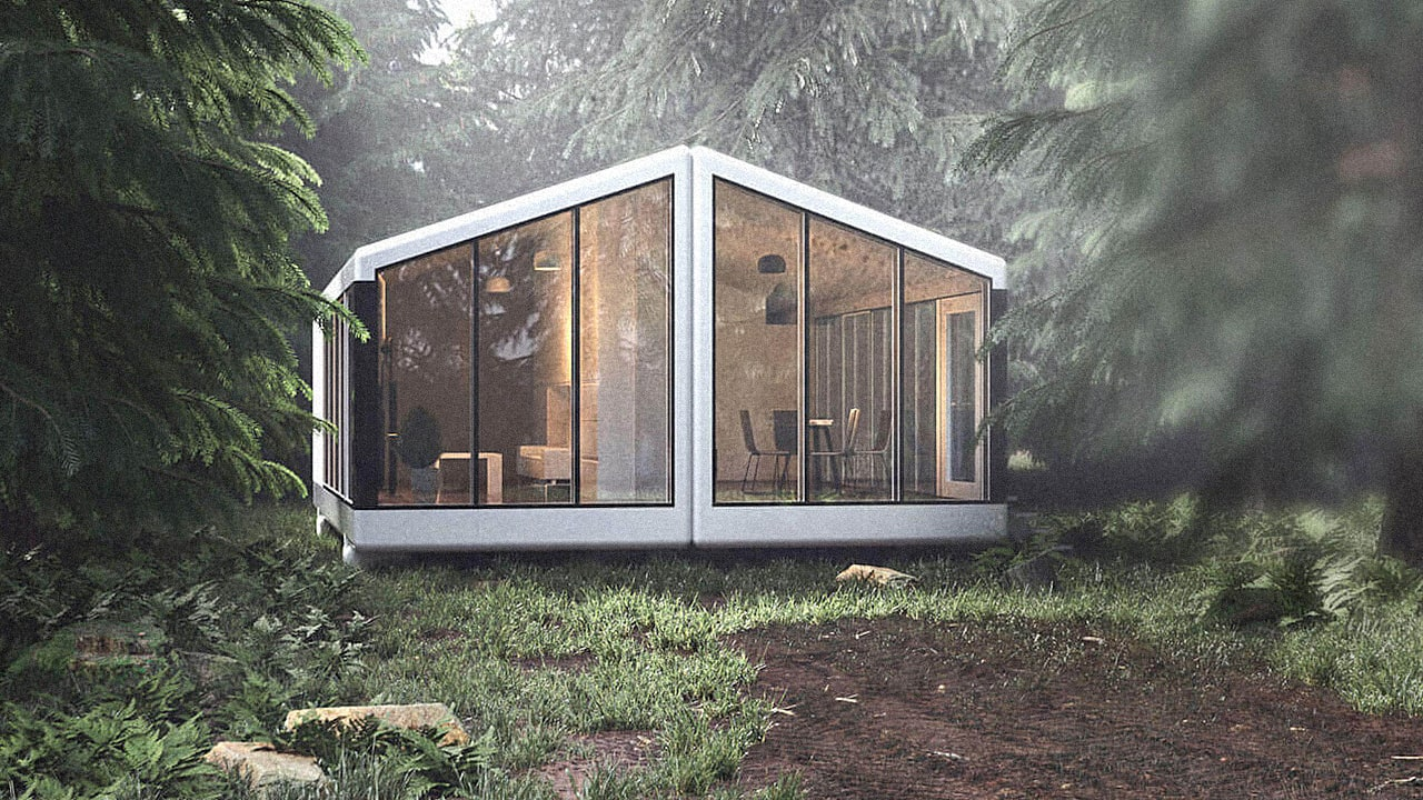 these passivdom tiny houses can operate entirely off the grid