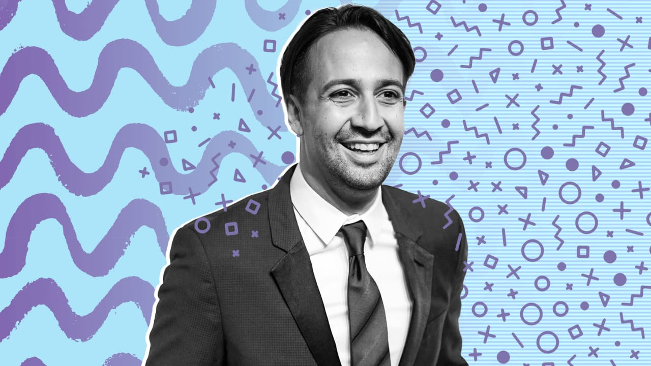 Lin-Manuel Miranda's 7 pieces of advice for new graduates