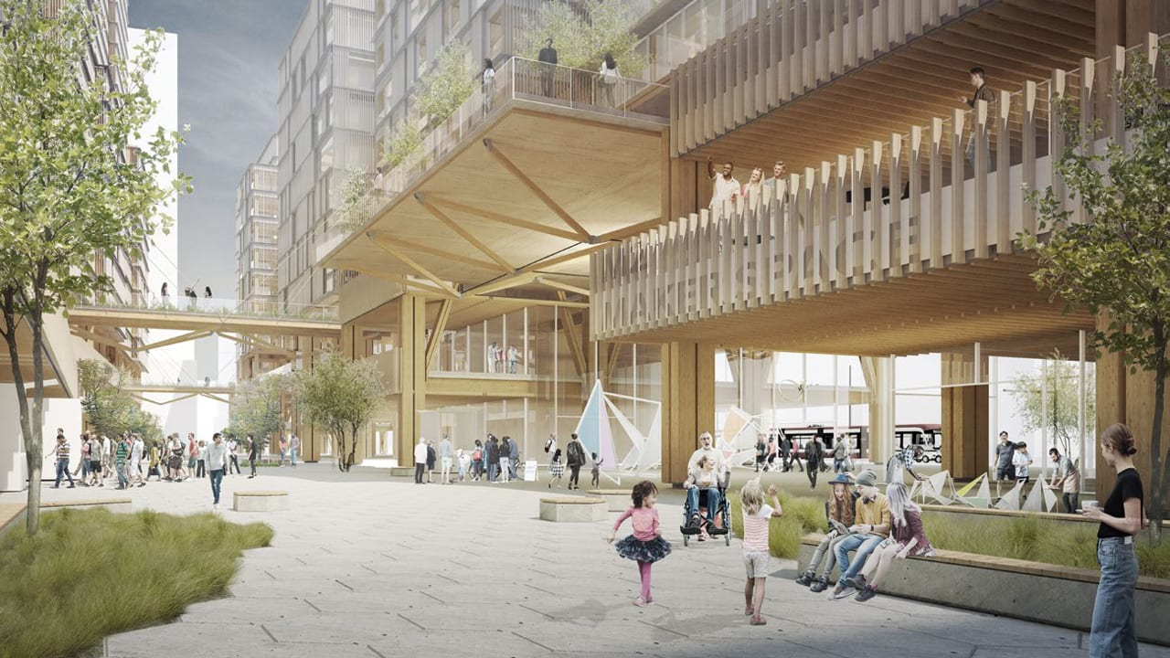 Sidewalk Labs reveals the key to its smart city plans: An $80M building factory
