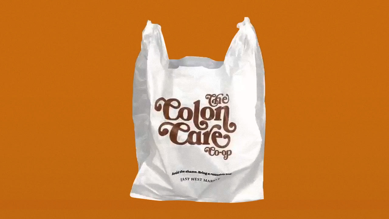Vancouver Grocery Prints Embarrassing Logos On Its Plastic Bags