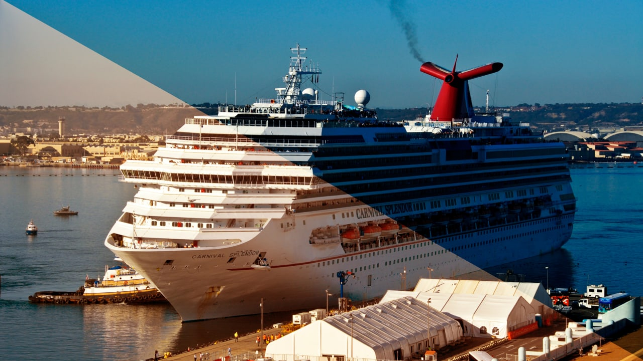 Carnival Cruise Line to pay a $20M fine over pollution