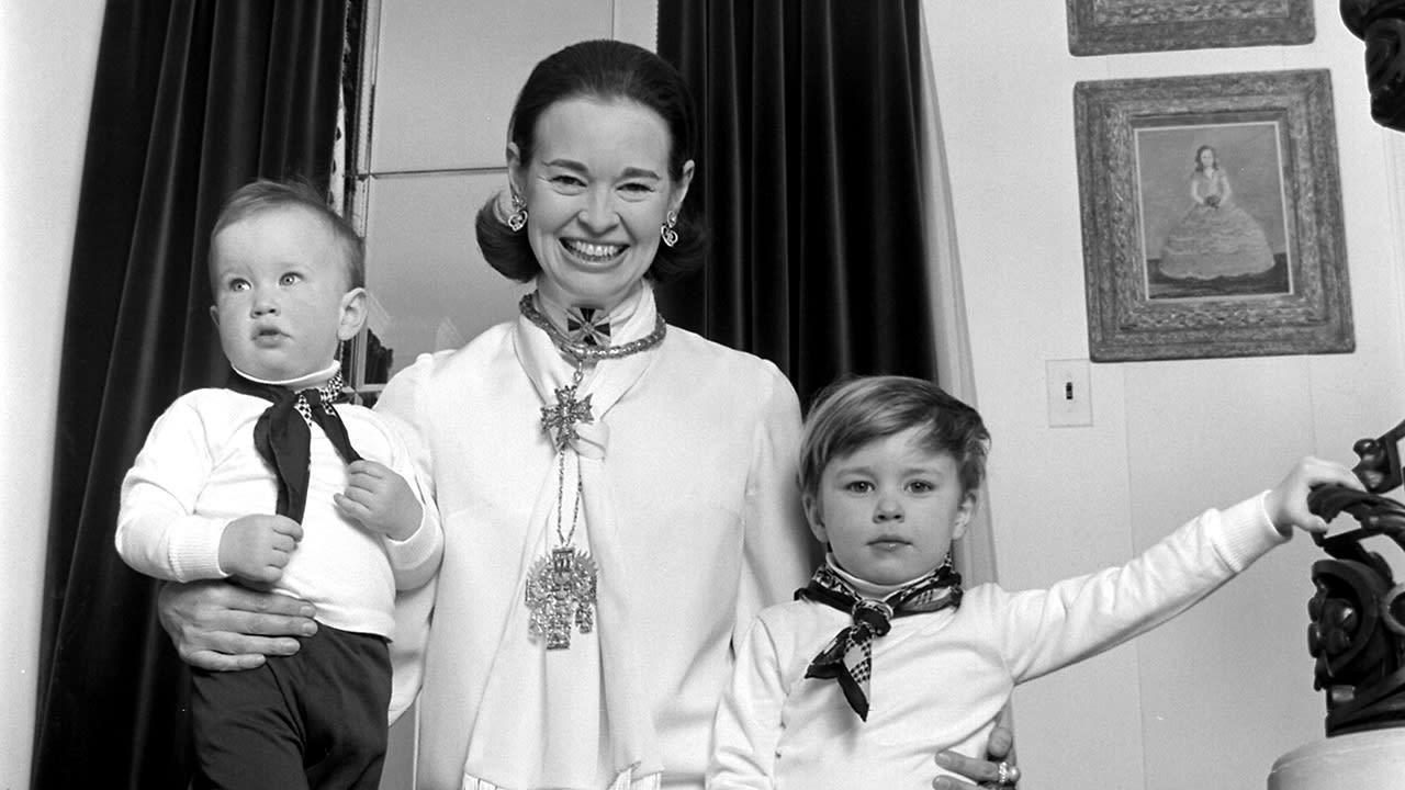 Why Gloria Vanderbilt didn't believe in leaving inheritance