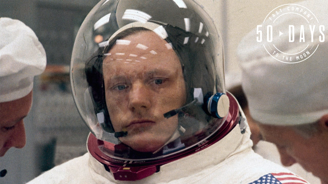 Ayn Rand, Leonard Nimoy, and Muhammad Ali told Neil Armstrong what to say as he stepped on the Moon