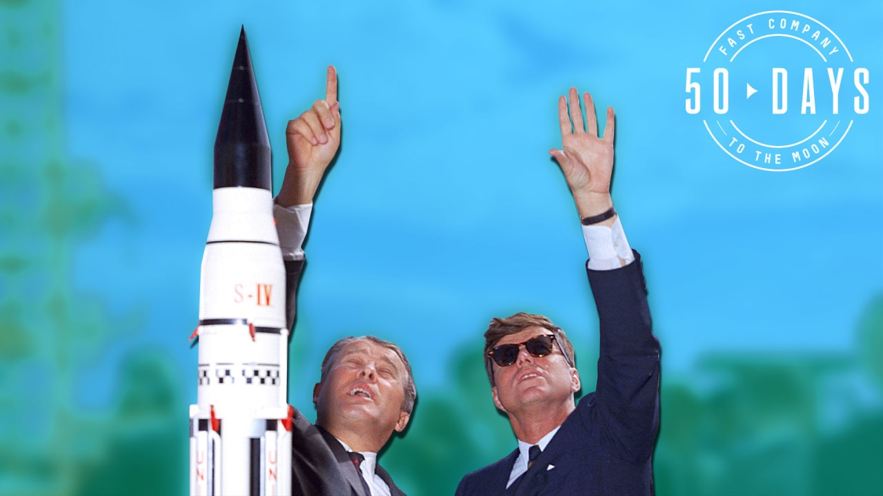 If President Kennedy hadn't been killed, would we have landed on the Moon on July 20, 1969? It seems unlikely.
