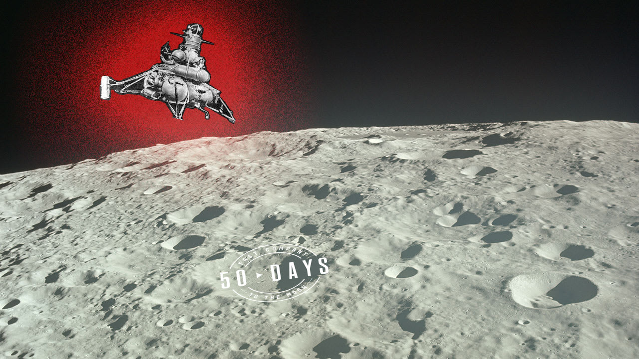 Guess who was waiting at the Moon for Apollo 11? The Russians