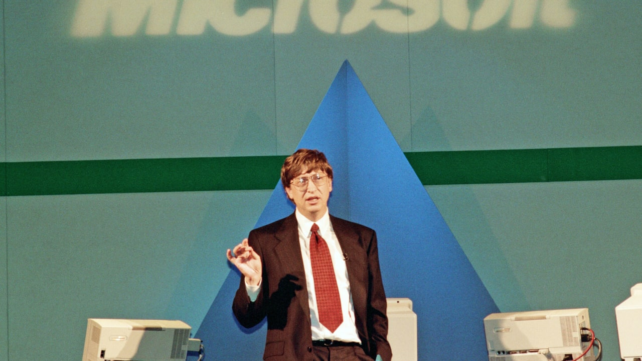 When Microsoft was the tech monopoly everyone loved to hate