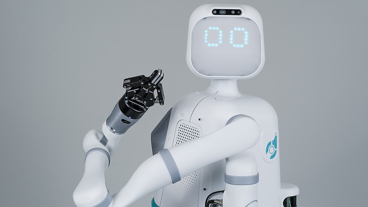 A Hospital Introduced a Robot to Help Nurses. They Didn't Expect it to Be so Popular