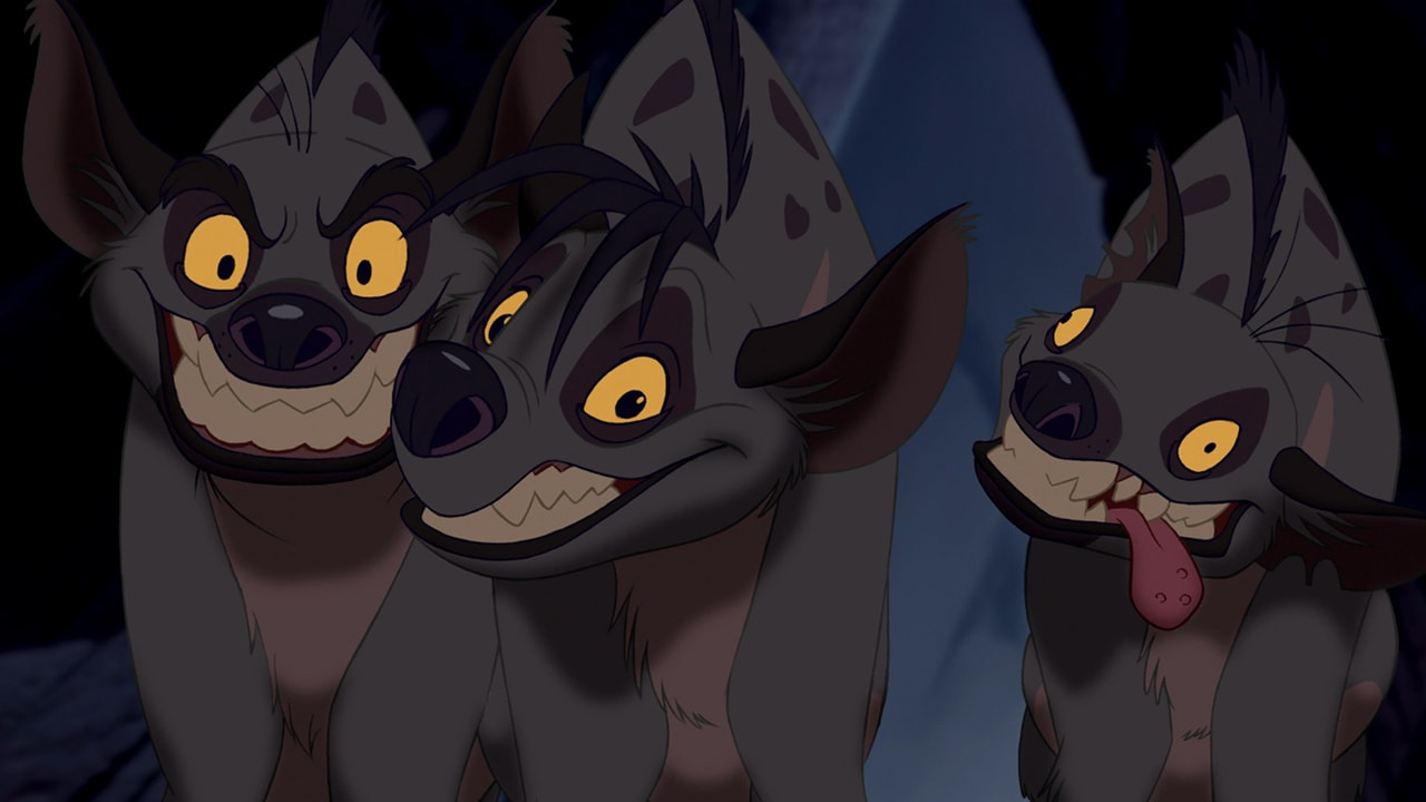 Disney Replaced The First Lion Kings Racist Hyenas