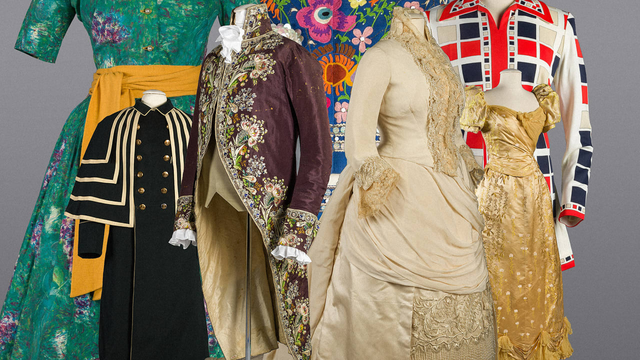 The hidden history of American fashion, in four garments