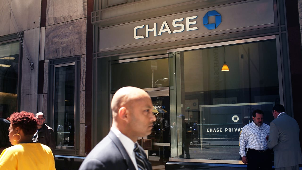 Chase just forgave Canadians' credit card debt