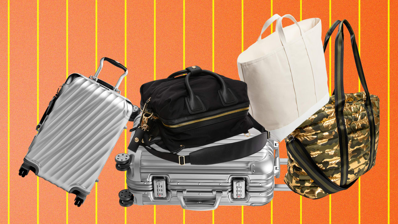 Carry-on packing tips from frequent business travelers