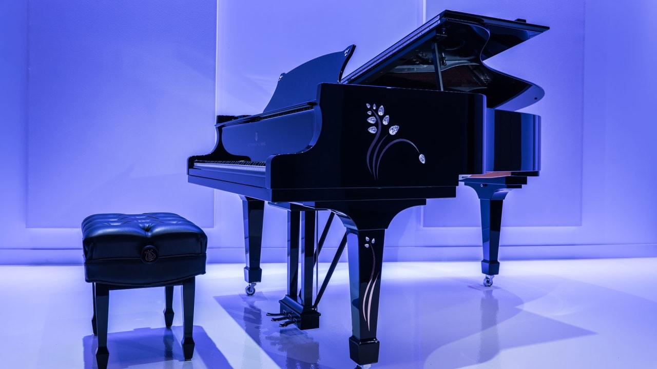 Inside Steinway Piano's secret underground vault