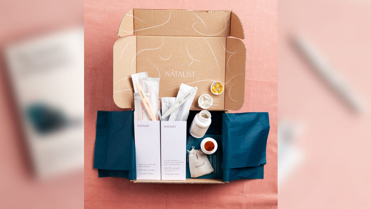 This monthly subscription box wants to get you pregnant