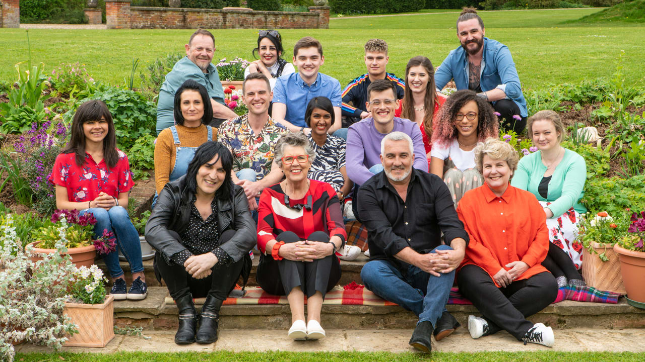 Netflix's 'Great British Baking Show' is back—without these 7 classic character types
