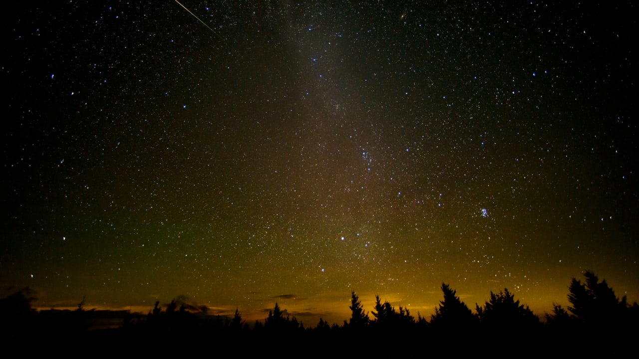 The Perseid meteor shower peaks tonight: Here's how to watch