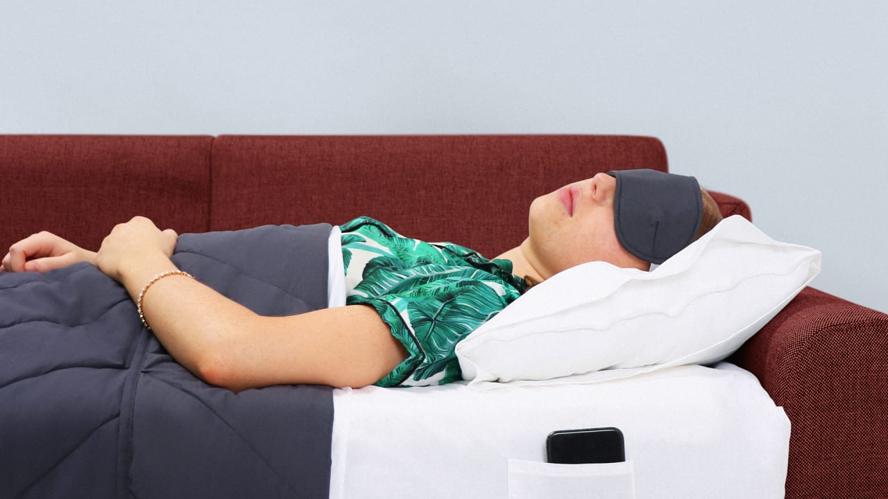 Amazing Burrows 350 Sleep Kit Turns Any Sofa Into A Bed Uwap Interior Chair Design Uwaporg