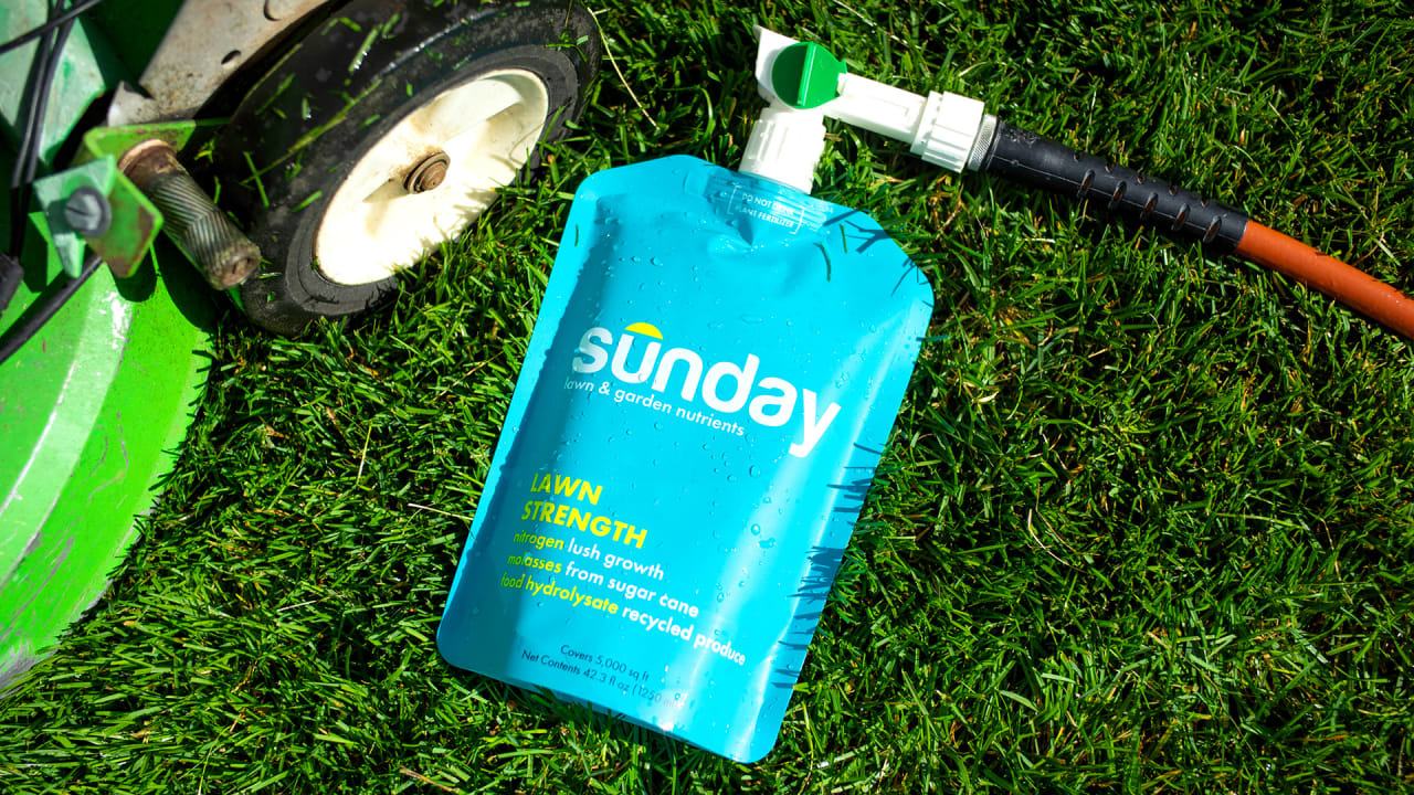 Sunday takes on Roundup with nontoxic lawn care