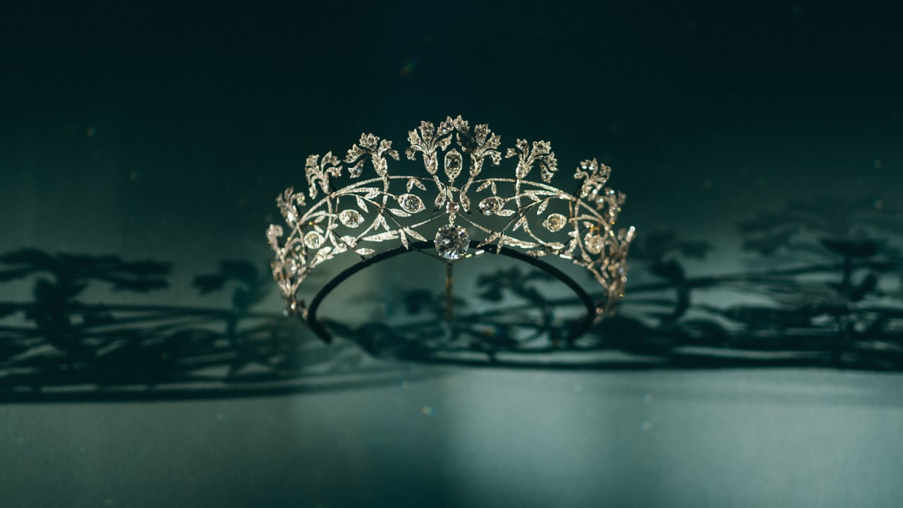 A visual history of the most coveted design object of all: Tiaras