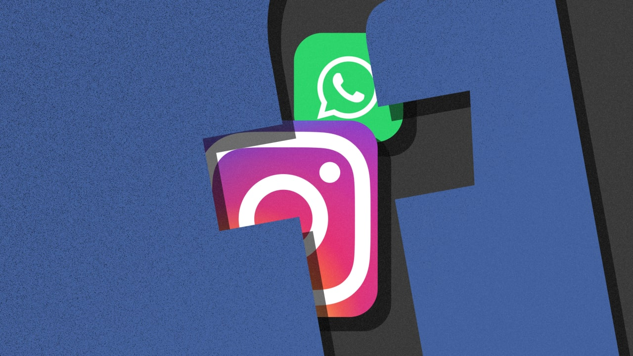 Image result for why facebook is rebranding whatsapp and instagram