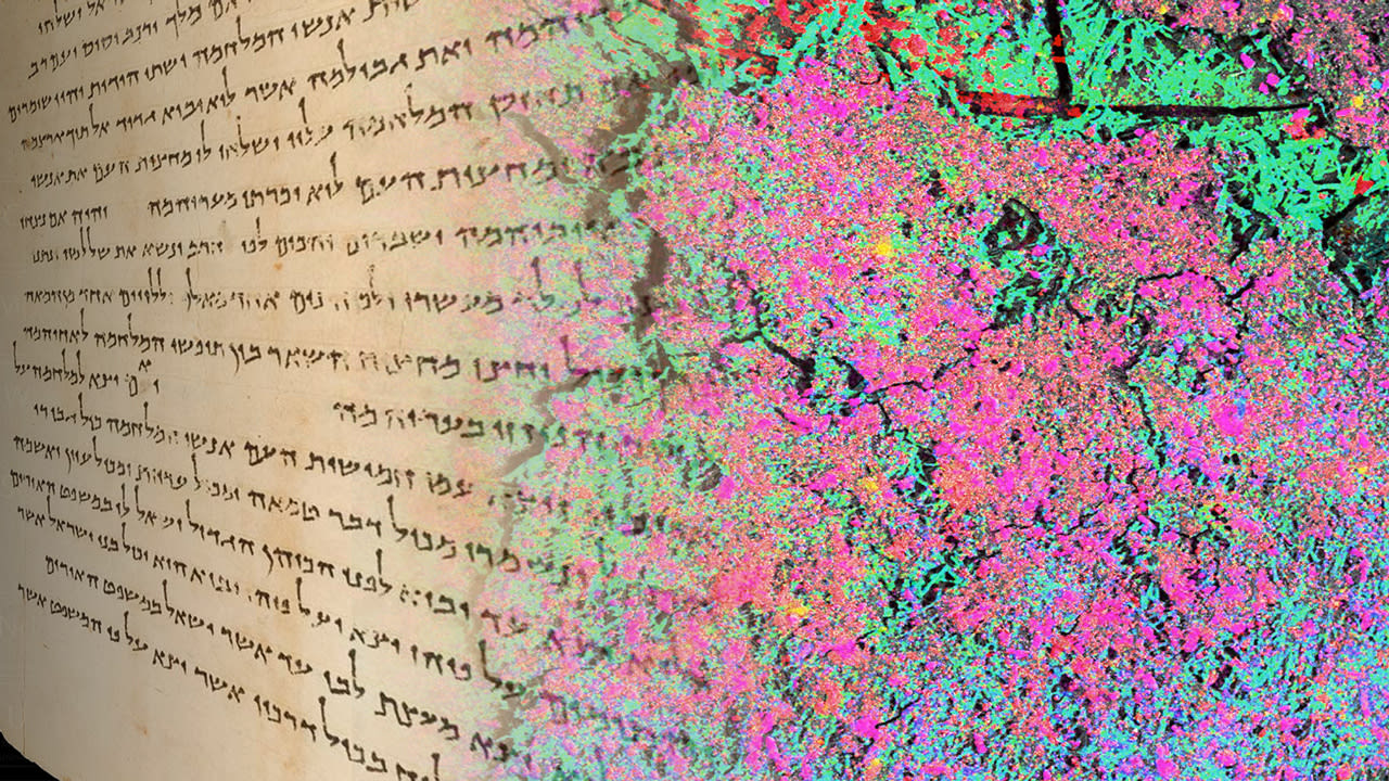 MIT reveals how the Dead Sea Scrolls survived to today