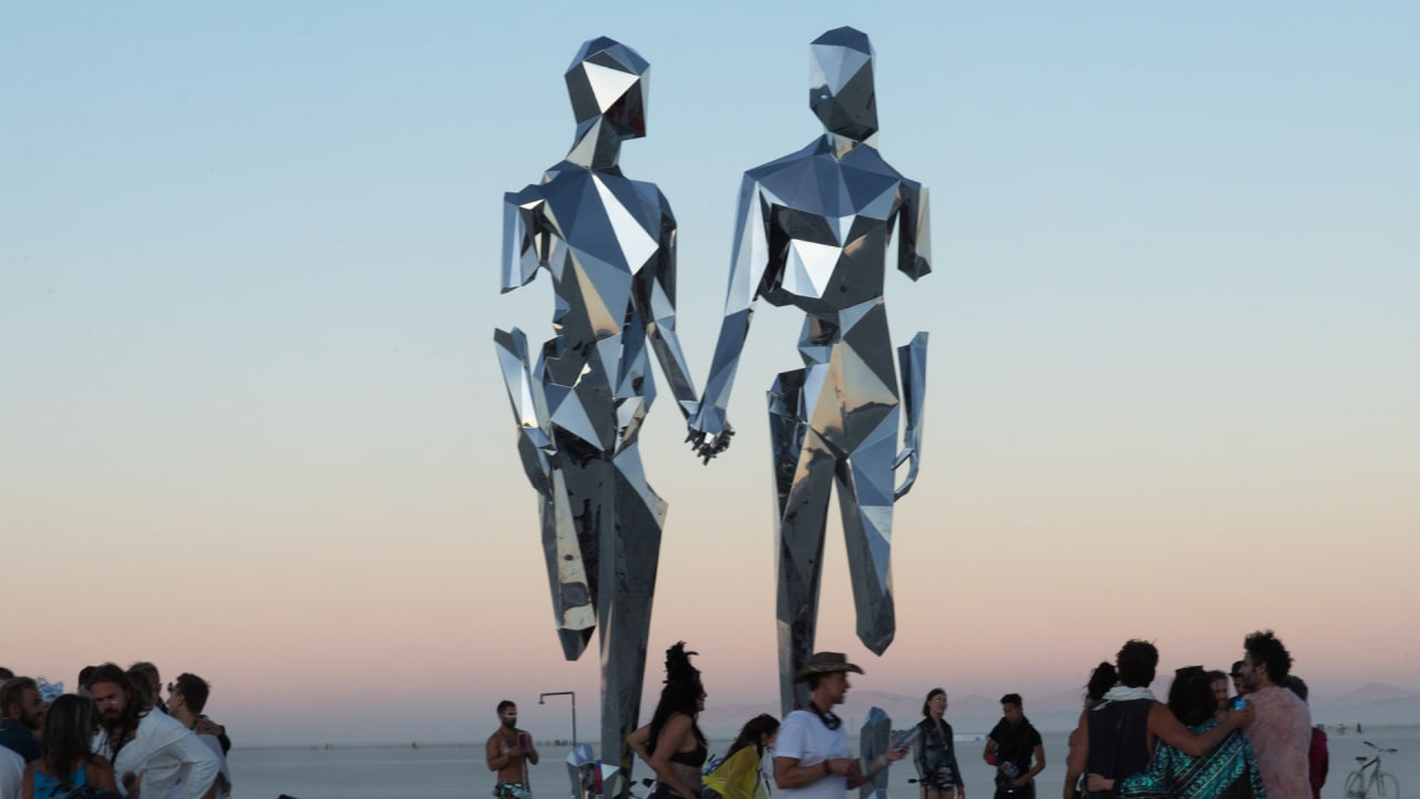 The design of Burning Man just keeps getting more ambitious