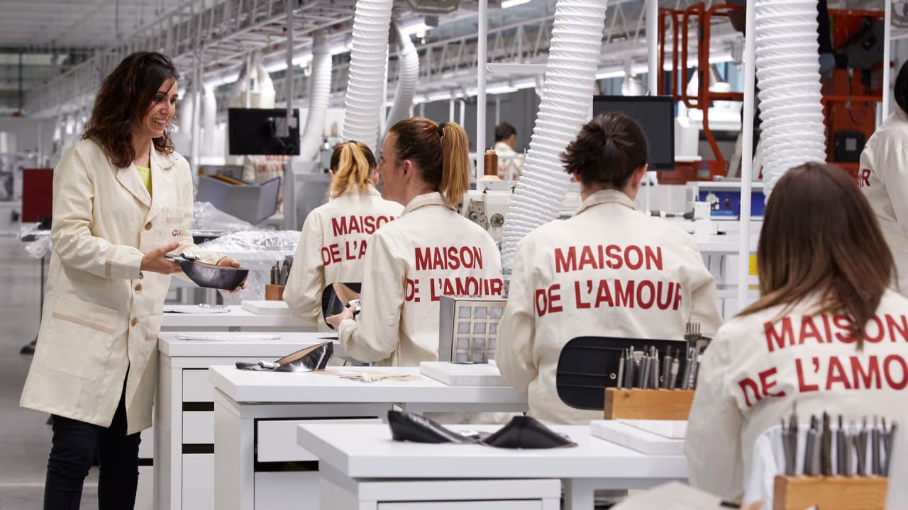 Inside Gucci's ambitious plan to become completely carbon neutral