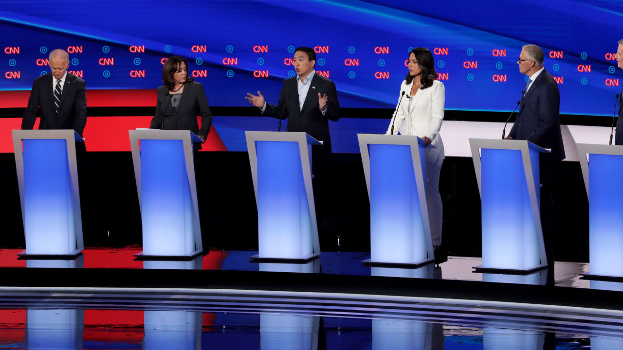 Democratic debate live stream: Watch ABC free without cable