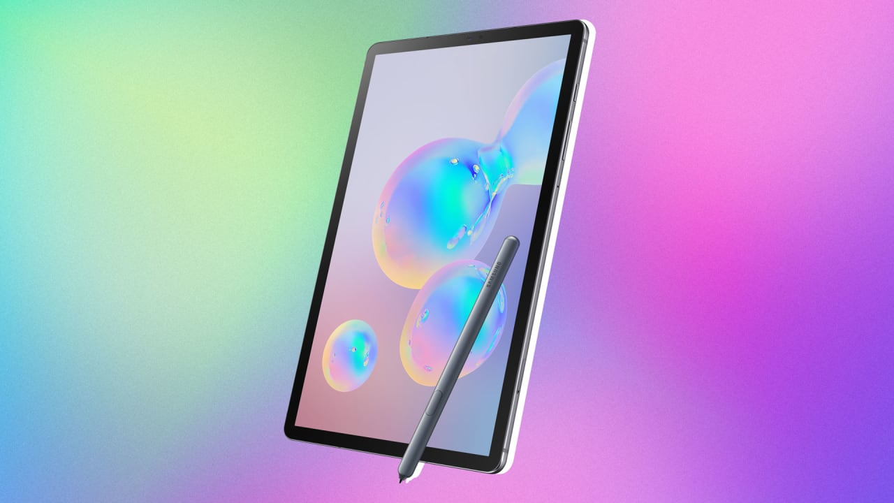 Samsung's new tablet is useful in all the ways an iPad Pro isn't