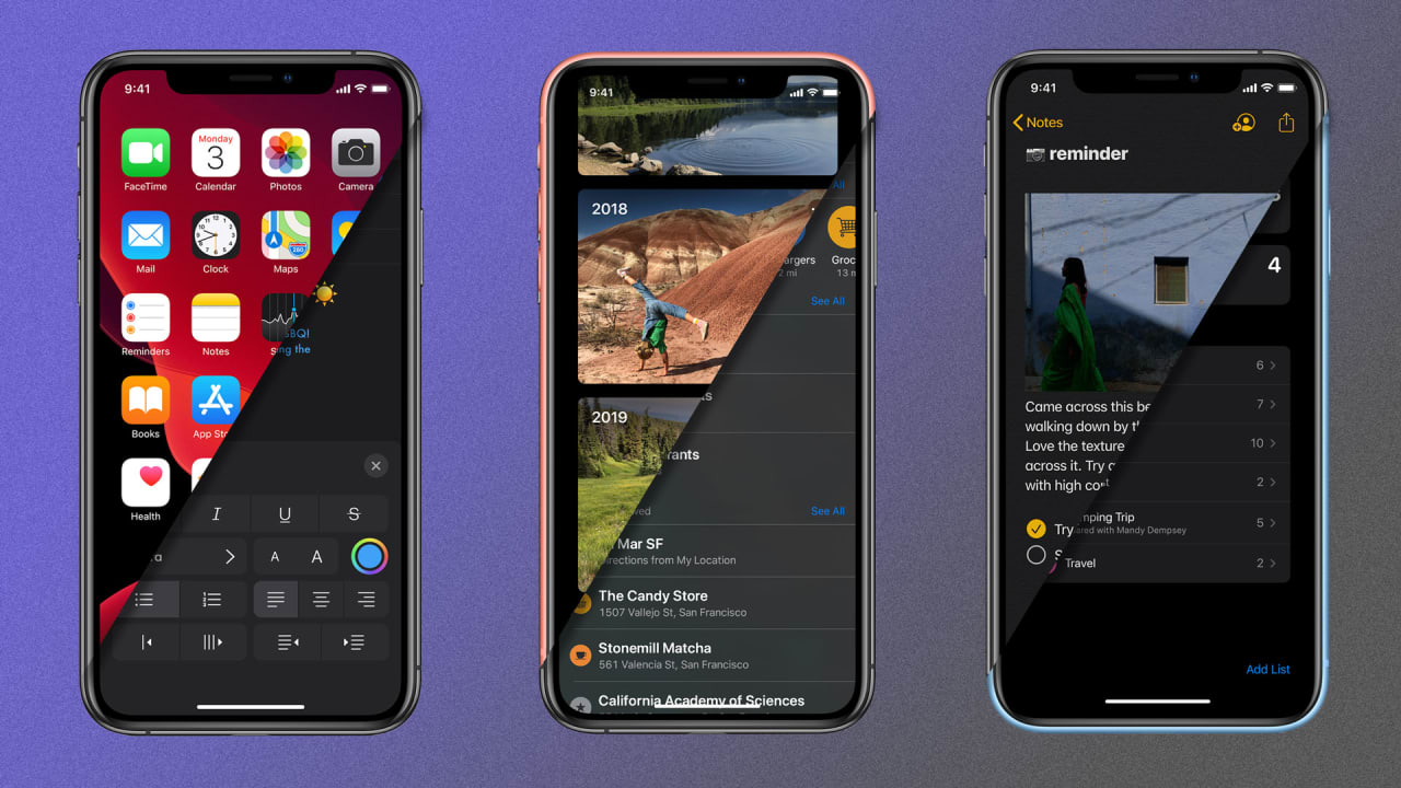 iOS 13 is available now for your iPhone. Here are its 10 best features