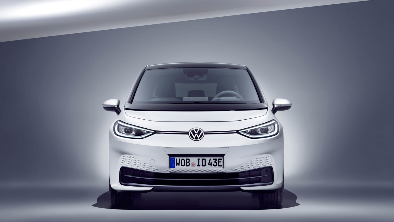 vw new logo isn u0026 39 t very different from its previous one
