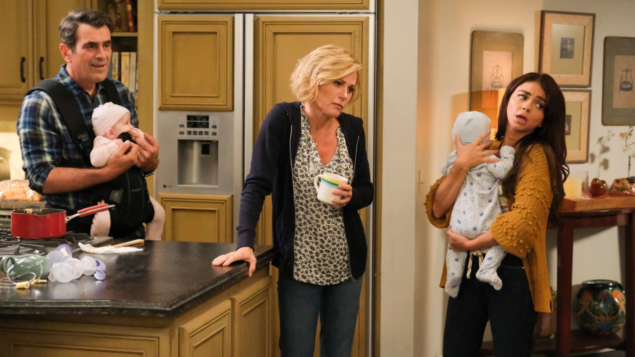 Image result for Facebook Portal invasion of 'Modern Family' violated the modern rules of product placement