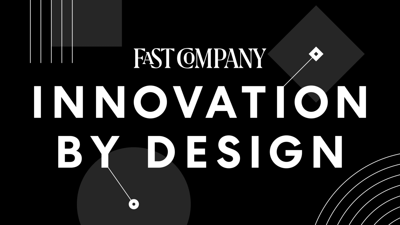 See the 22 Innovation By Design Awards winners that are reshaping our world