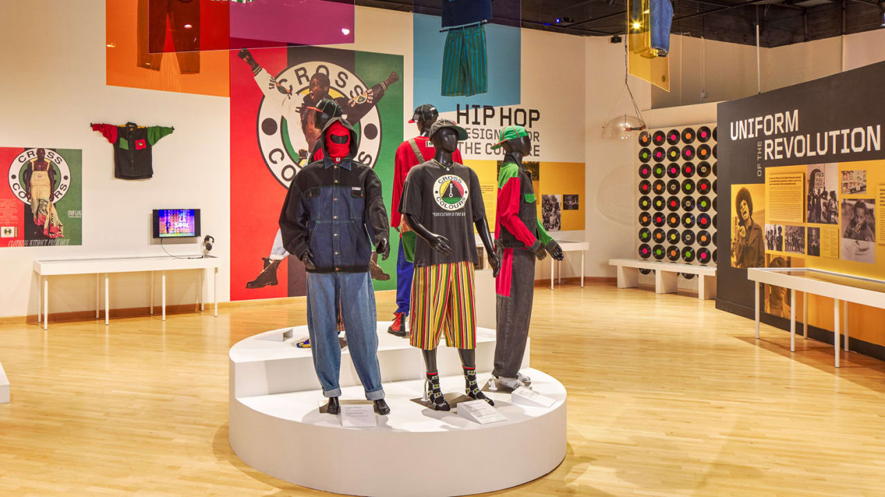 Black fashion of the 1990s was groundbreaking. This new exhibit celebrates its rise