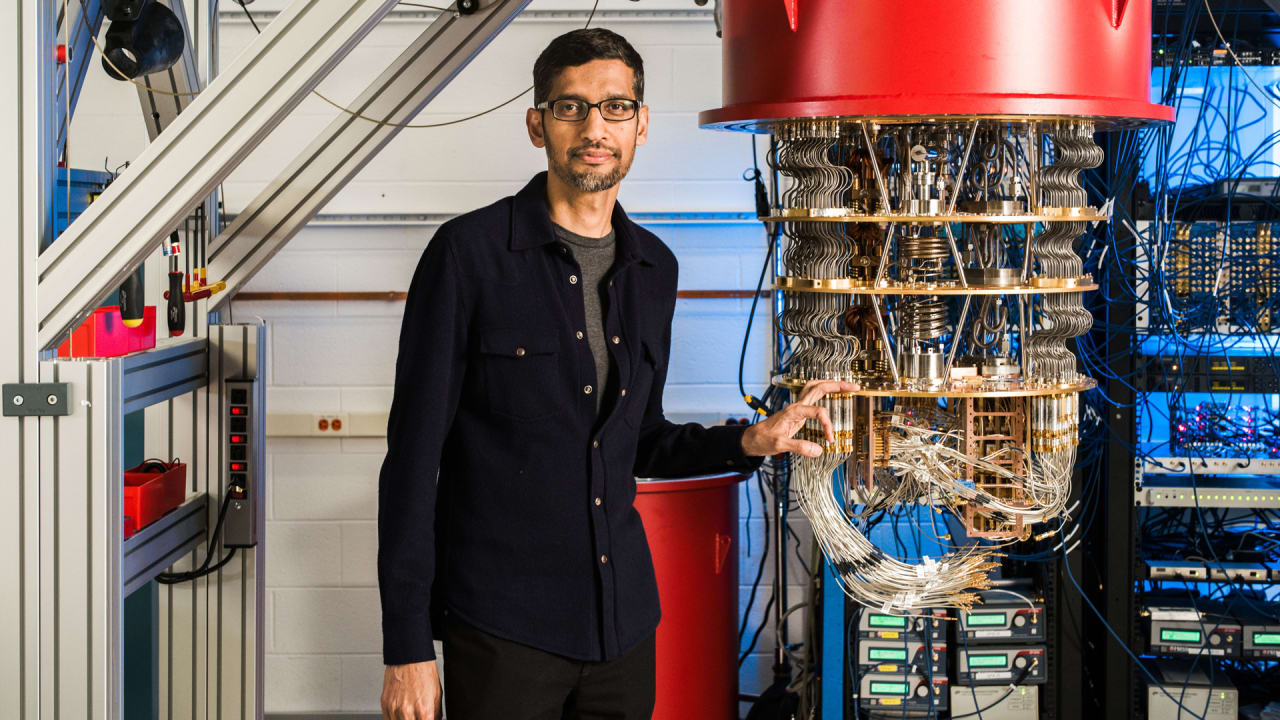 Google's moment isn't the last word on quantum supremacy, and that's okay