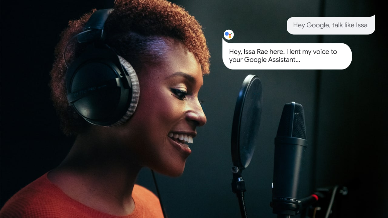 Issa Rae has a new gig: The voice of Google Assistant