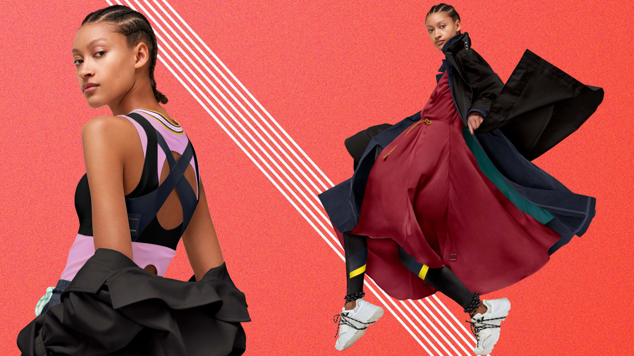 Lululemon S Collaboration With Roksanda Is Full Of Fashionable Workout