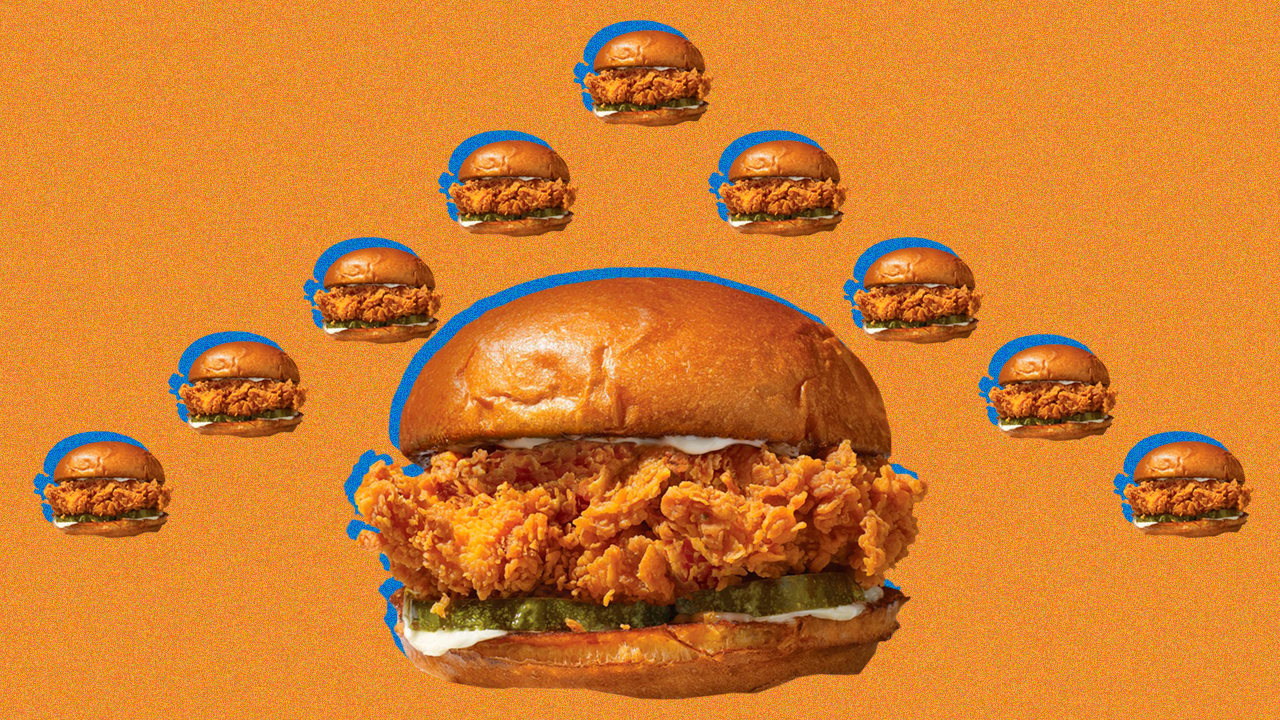Save the date! The Popeyes chicken sandwich is coming back