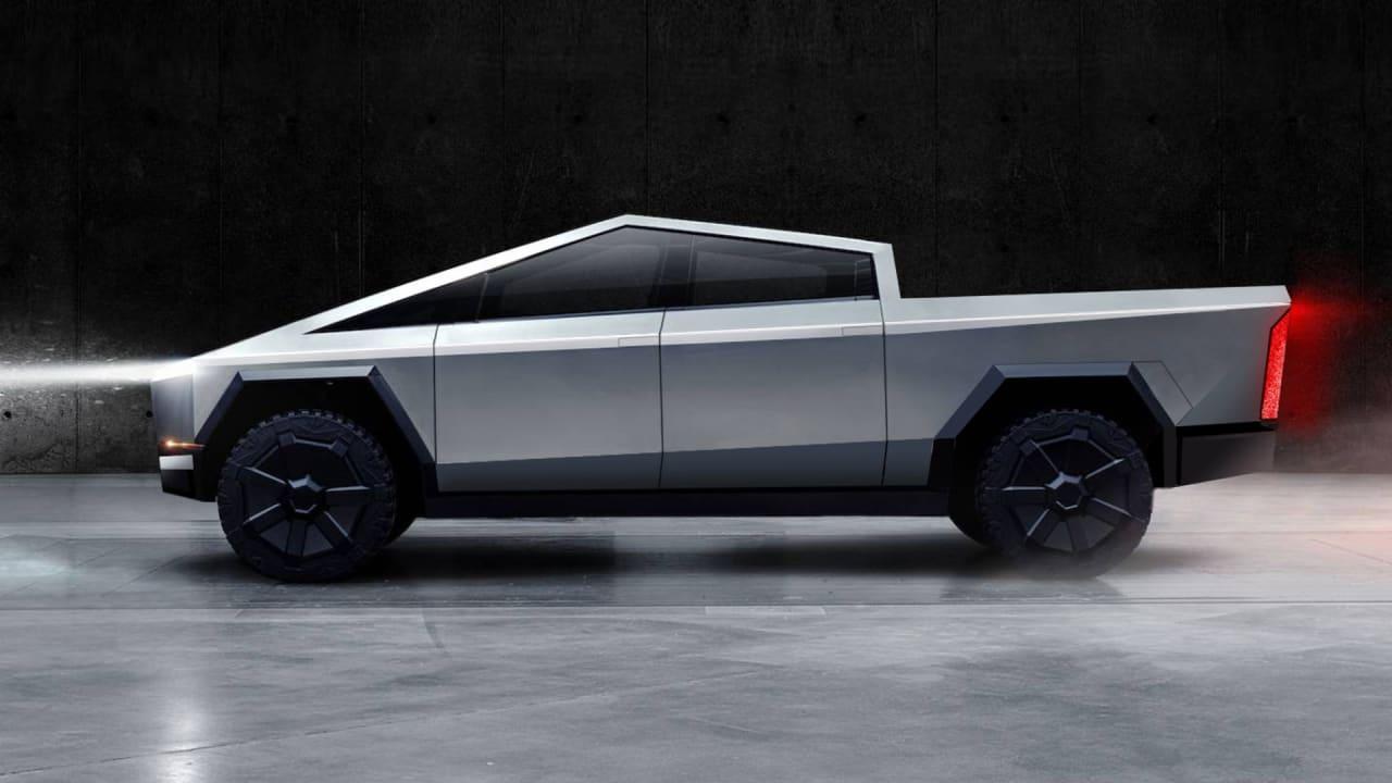 This industrial designer gave Tesla's Cybertruck a makeover