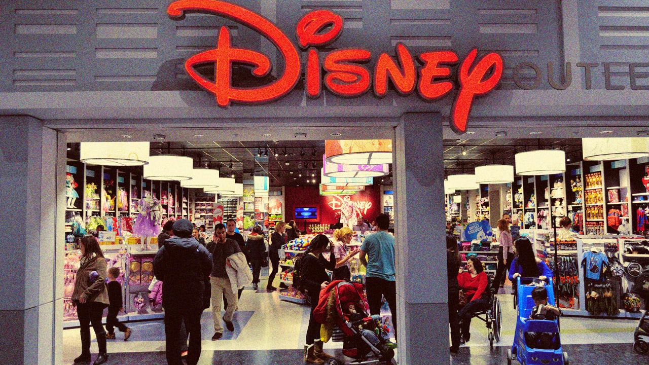 Disney Store hit with ADA lawsuit over Braille gift cards