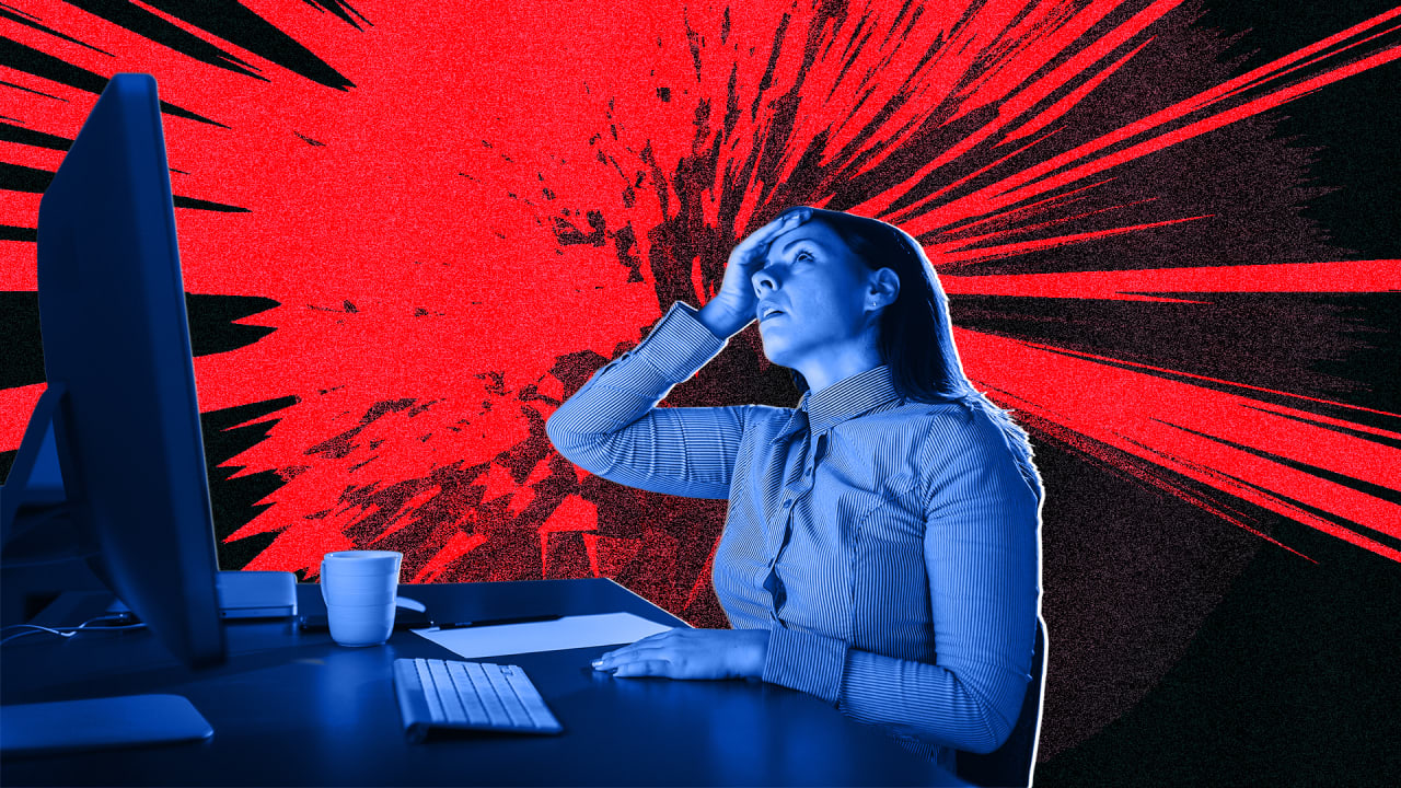 How to let go of a grudge at work