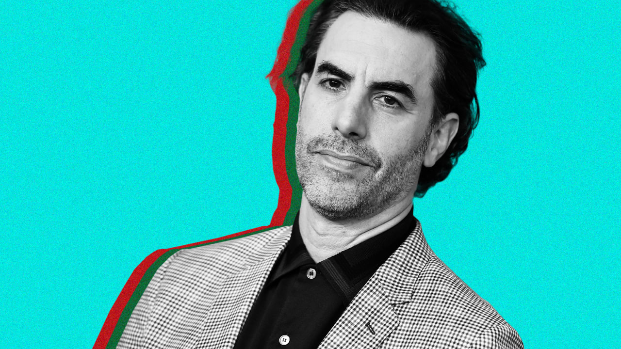 Sacha Baron Cohen follows up his viral speech with a scathing op-ed against social media
