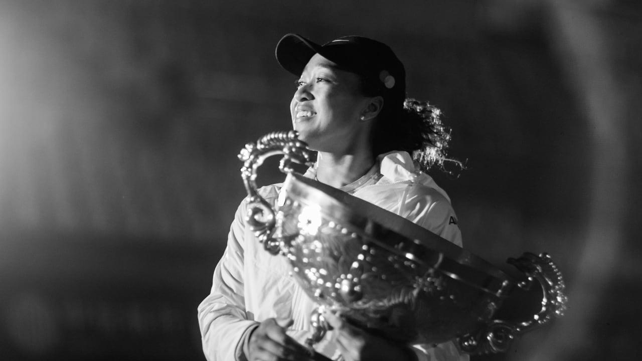 Tennis champ Naomi Osaka on how she's changed her mindset
