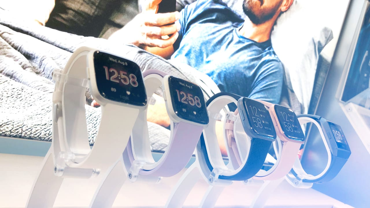 With Fitbit, Google takes on Apple in Big Tech's race to make you healthier thumbnail