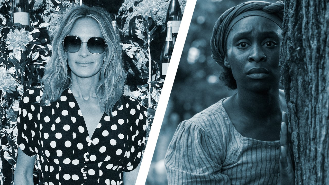 A studio exec wanted Julia Roberts to play Harriet Tubman