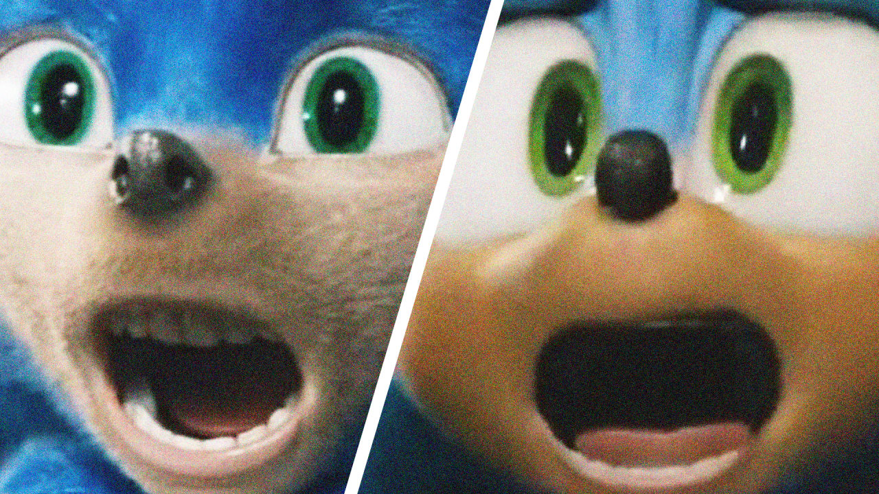 Sonic The Hedgehog S Makeover Has Already Become A Meme