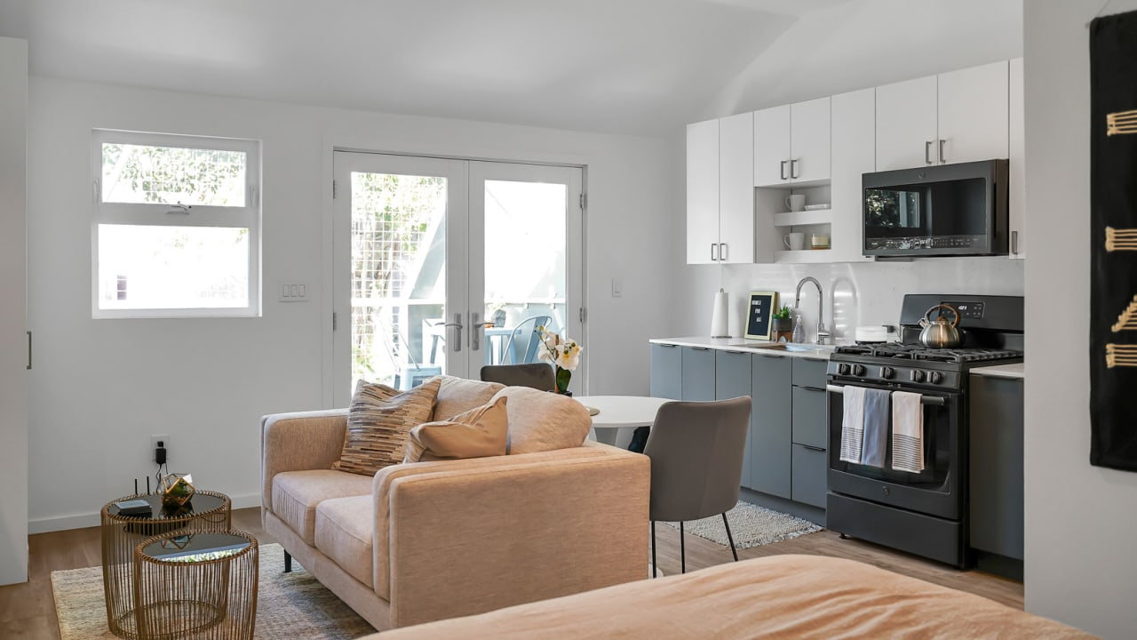 United Dwelling Will Turn Your Garage Into An Apartment For Free