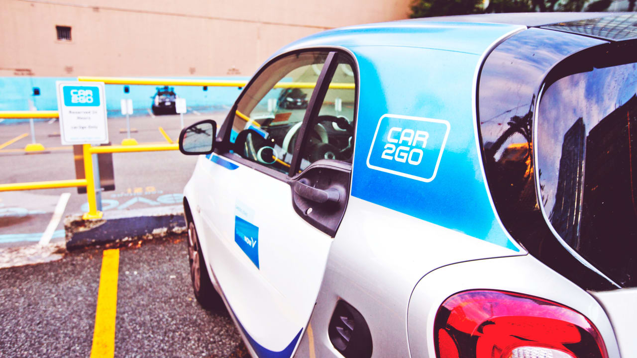 Daimler S Car2go Is Going Out Of Business In North America