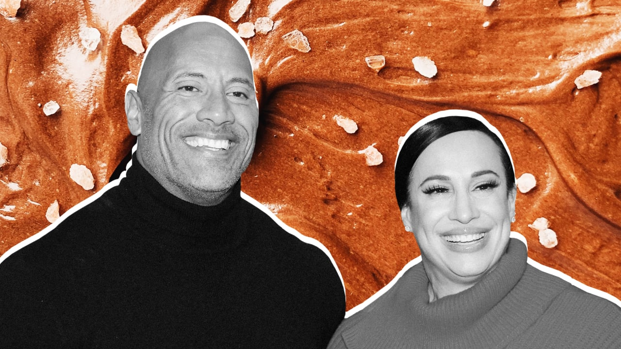 Dwayne Johnson And Dany Garcia Invest In Salt Straw Ice Cream