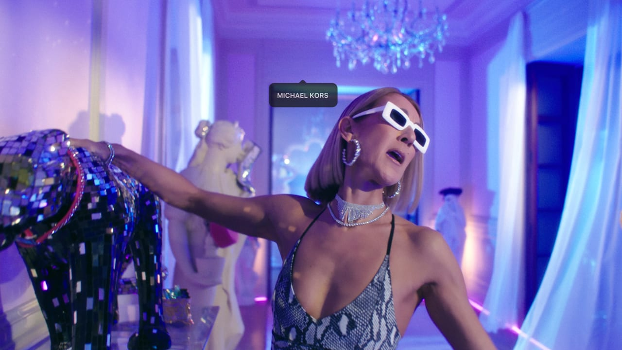 """Instagram just recreated Céline Dion's """"It's All Coming Back to Me Now"""" as a shoppable video"""